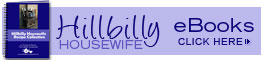 Hillbilly Housewife eBooks