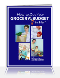 How To Cut Your Grocery Budget In Half