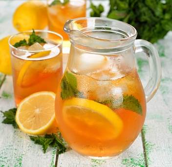 Perfect Ice Tea Homemade Ice Tea Hillbilly Housewife