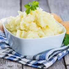 Real Mashed Potatoes