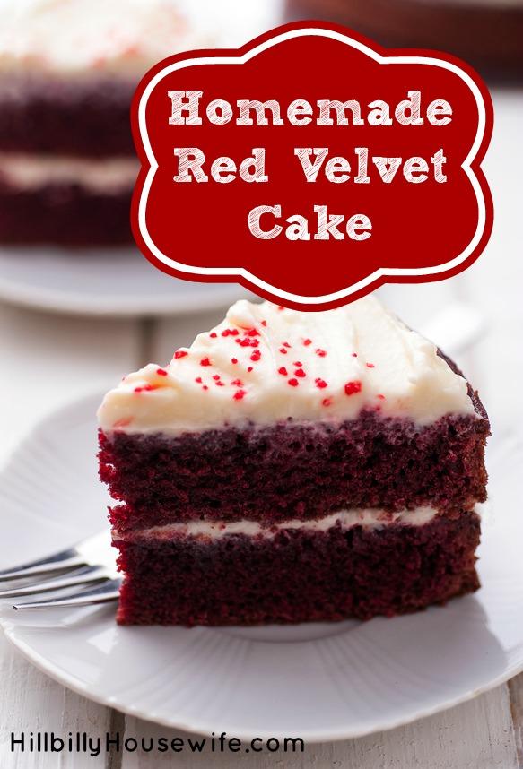 What Is Red Velvet Cake Recipe