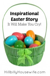 Inspirational Easter Story That Will Make You Cry.
