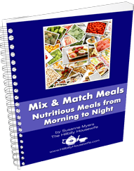 Healthy Mix and Match Menus