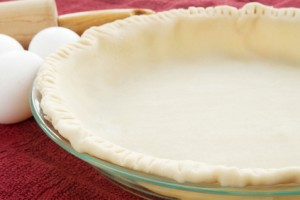 Uncooked Pie Crust