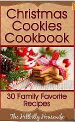 Christmas Cookies Cookbook on Kindle