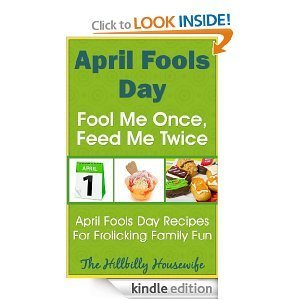 April Fool's Day Cookbook