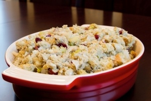 Cranberry Apple Dressing