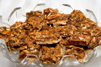 Yummy Pecan Chews Hillbilly Housewife
