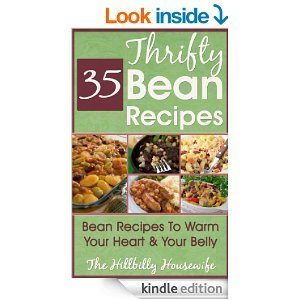 Thrifty Bean Cookbook