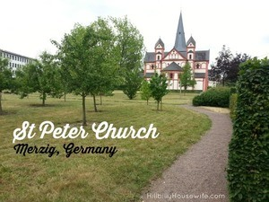 St. Peter Church - Merzig, Germany