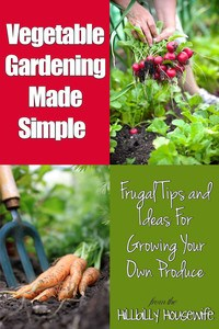 Vegetable Gardening Made Simple