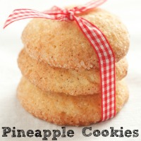 A fellow HBHW reader is looking for a recipe for soft pineapple cookies. Can you help?