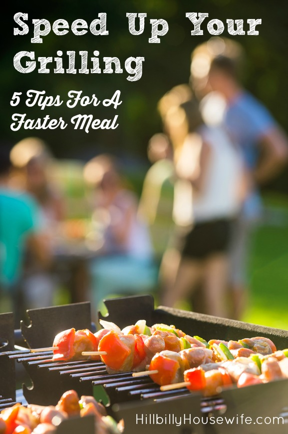 5 Tips To Speed Up Your Grilling Time