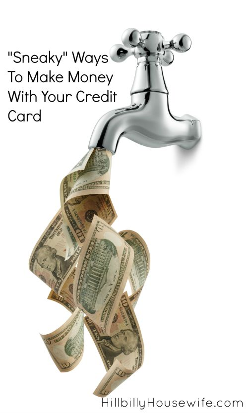 Saving money by using your credit card