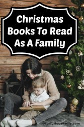 Teach your kids about the true meaning of Christmas by sharing some all-time favorite Christmas books.