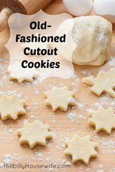 Bake a batch of cutout cookies with the kids and decorate to your heart's content.