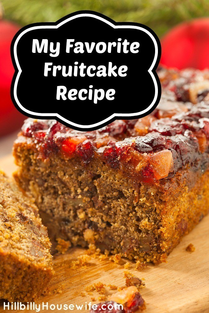 heres my best fruitcake recipe so much tastier than the store bought stuff