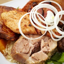 Sauerkraut Pork Roast