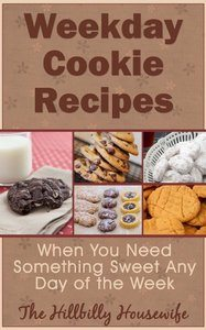 A HBHW kindle cookbook full of easy cookie recipes.