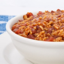 Recipe For Red Beans & Rice In The Instant Pot
