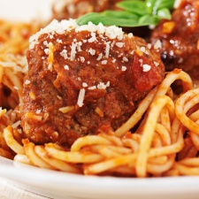 Instant Pot Spaghetti and Meatballs (from scratch)